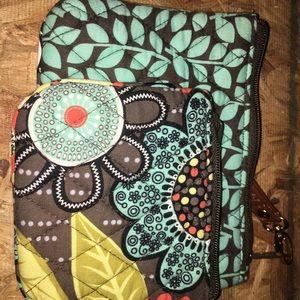 Very Bradley travel purses